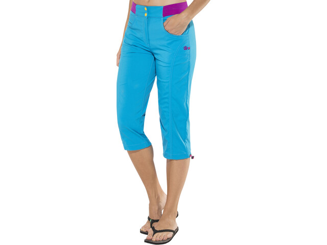 E9 Cri - Shorts Femme - bleu